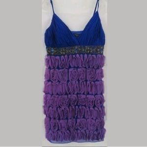 Sue Wong Gorgeous Womens Dress Size 4 New With Tag